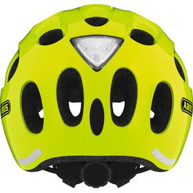 ABUS Youn-I Helmet Barn neon yellow